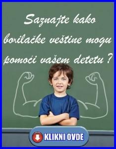 Saznajte kako samopouzdano dete